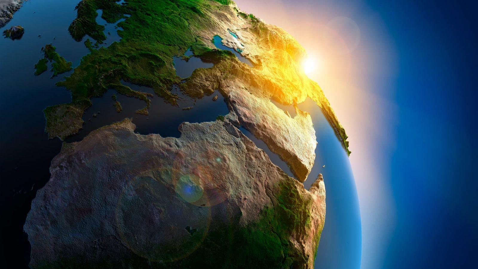 Trái đất quay quanh mặt trời, quỹ đạo trái đất