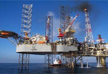 Dàn khoan khai thác dầu khí